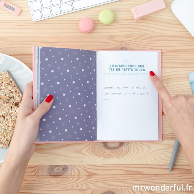 Livre des histoires rien qu'à nous deux qui font tout le sel de notre amitié (FR)