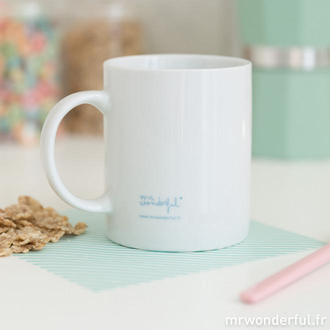 Mug- La vie est bien plus belle en compagnie d'amies comme toi (FR)