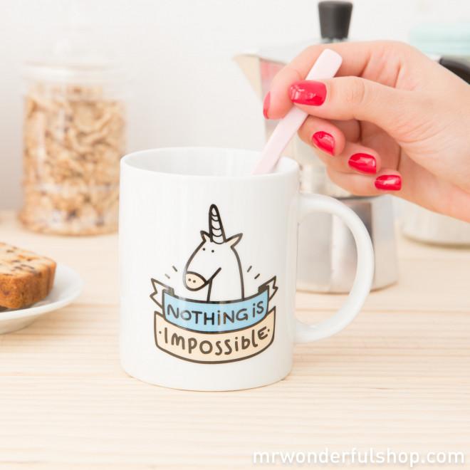 Mug - Nothing is impossible (ENG)
