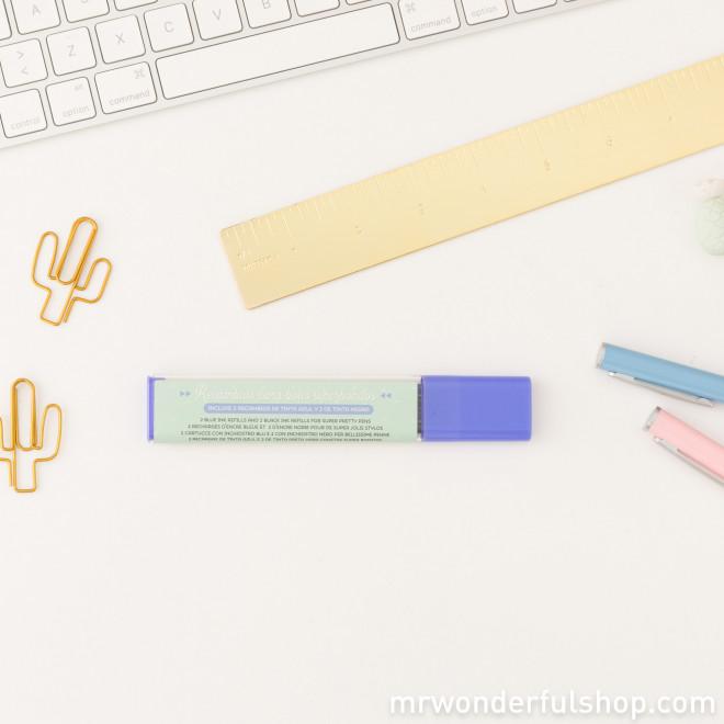 Recharges pour de super jolis stylos