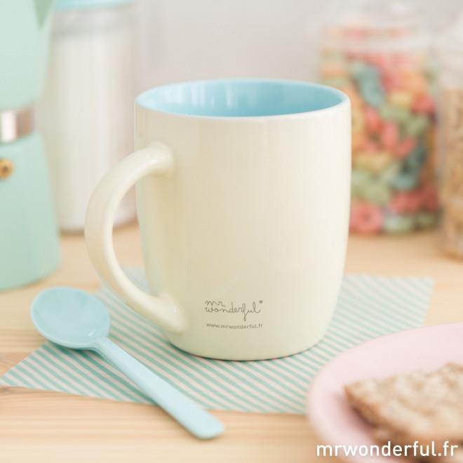 Mug - Crois en toi et tout sera possible (FR)