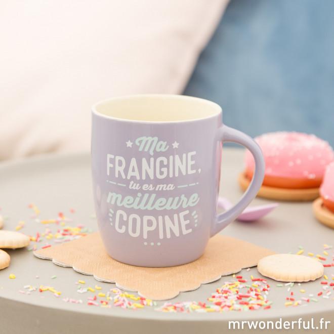 Mug - Ma frangine, tu es ma meilleure copine