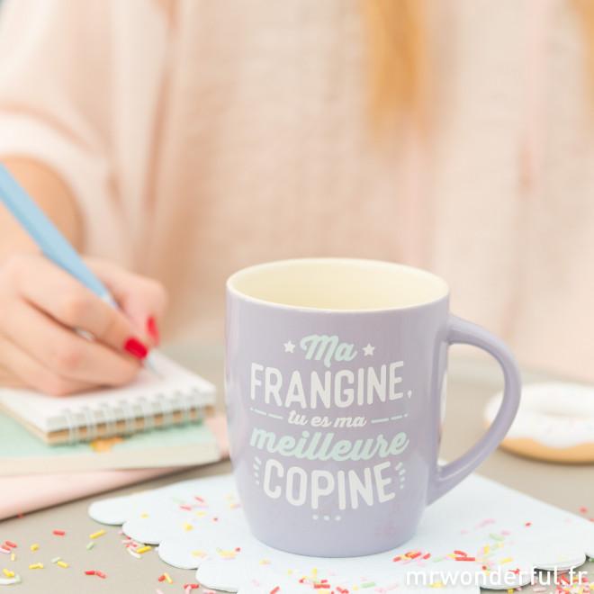 Mug - Ma frangine, tu es ma meilleure copine (FR)