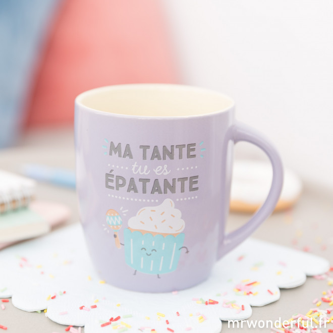 mug cadeau
