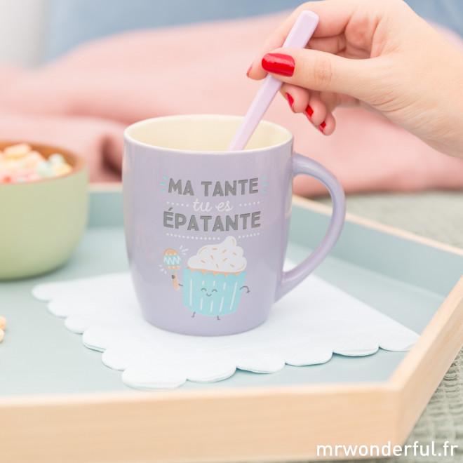 Mug - Ma tante, tu es épatante (FR)