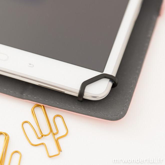 Housse universelle pour tablette – Moments qui font que la vie est géniale (FR)