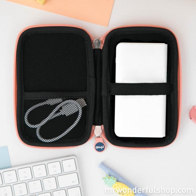 Housse pour disque dur externe - I need more space (ENG)