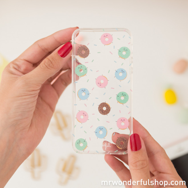 Coque pour iPhone 5/5S - Donuts