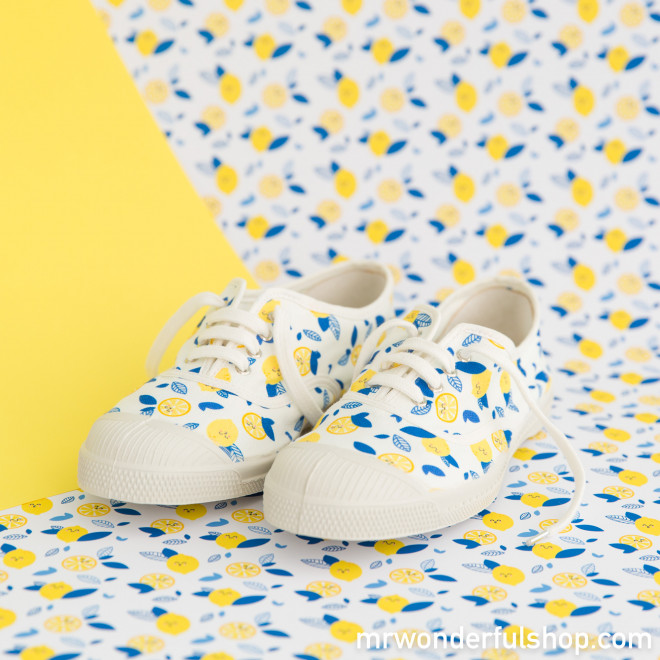 Tennis Bensimon - Citrons