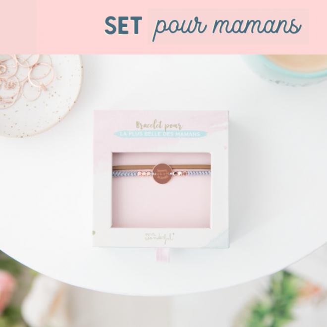 Set cadeau pour les mamans
