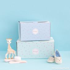 Coffret cadeau - Un bébé bien chouchouté