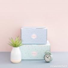 Coffret cadeau - Une maison dans la bonne humeur