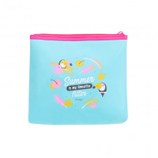 Trousse de toilette toucan - Tropical Vibes Collection