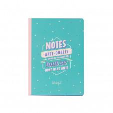 Notes anti-oublis pour te souvenir de tout ce dont tu as envie
