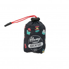 Sac banane pliable - Always choose adventure