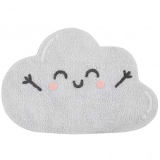 Alfombra lavable Lorena Canals - Silueta Happy Cloud