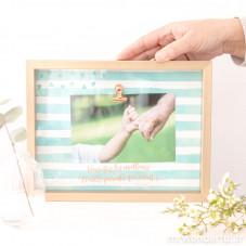 Cadre photos souvenirs