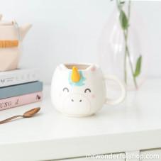 Mug animaux à corne - Licorne