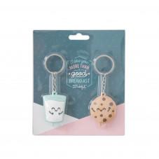 Porte-clés cookie pour personnes irrésistibles (FR)