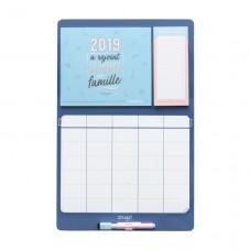 Calendrier familial - 2019