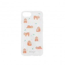 Coque paresseux pour iPhone 6/7/8 - Slow Collection