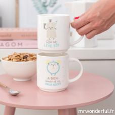 mugs emboîtables