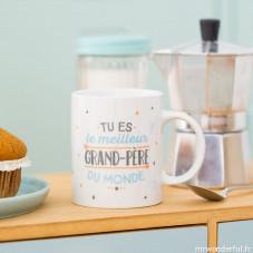 Mug - Tu es le meilleur grand-père du monde (FR)