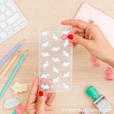 Coque pour iPhone 7 Plus - Mini licornes