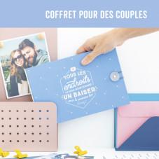 Coffret pour des couples très photogéniques