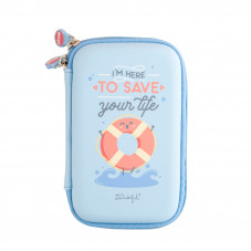 Housse pour disque dur portable - I'm here to save your life (ENG)