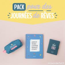 Pack pour avoir des journées remplies de rêves