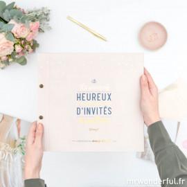 Livre d'or d'un mariage incroyable (FR)