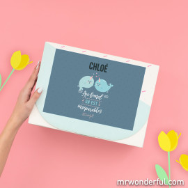 Coffrets cadeaux personnalisables pour maman à partir de :