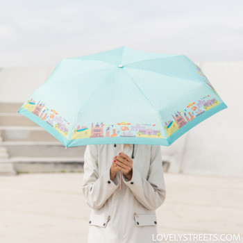 Parapluie petit Lovely Streets - Madrid (FR)