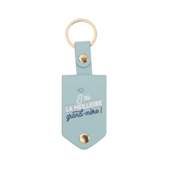 Porte-clés - J'ai la meilleure grand-mère !