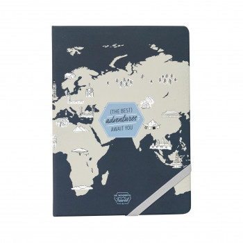 Cahier - (The best) adventures await you