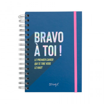 Cahier de pensées positives - The Powerful Collection