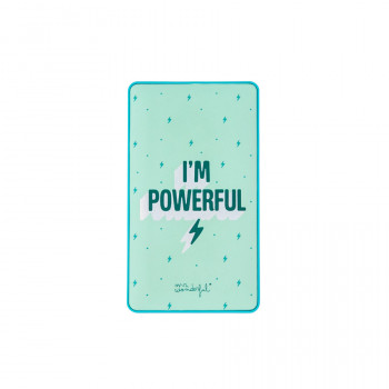 Power Bank (6.000 mAh) - The Powerful Collection