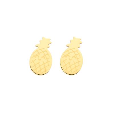 Boucles d'oreilles Tropical Party
