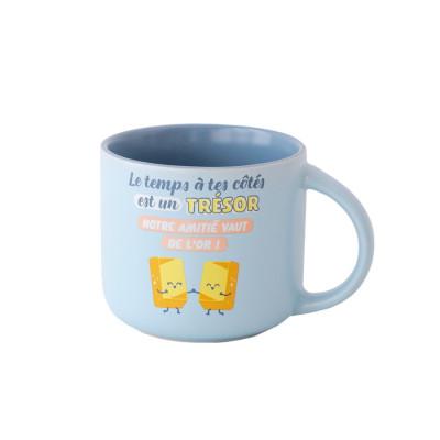 Mug - Le temps à tes côtés est un trésor