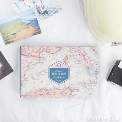 Album de voyage - Allons nous perdre n'importe où (FR)