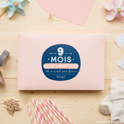 Album - 9 mois mille aventures (FR)