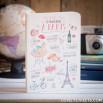 Carnet Lovely Streets - Ce qui me charme à Paris
