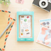 Coque Lovely Streets pour Iphone 5S/S - A million adventures (ENG)