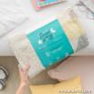 Alfombra lavable Lorena Canals Unicornio - Believe in yourself