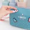 Trousse de toilette - Ready in 5 minutes (ok... 30)