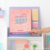 Calendrier mural 2020 - 366 jours pour faire de 2020 une grande année