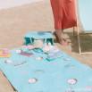 Serviette de plage - Yo en modo tropicalcal