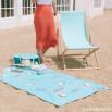 Serviette de plage - Yo en modo tropical