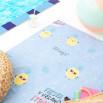 Serviette de plage - Fiesta y verano ¡toalla en mano!